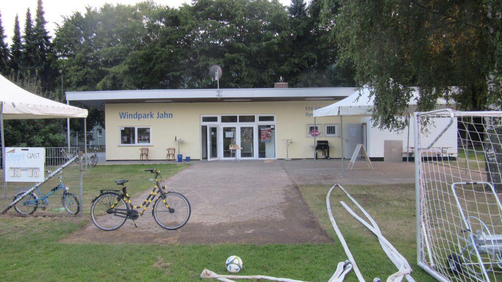 Farma wiatrowa Jahn